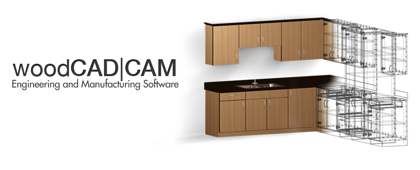 woodCAD|CAM Engineering and Manufacturing Software
