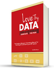 ERP Book Love Thy Data
