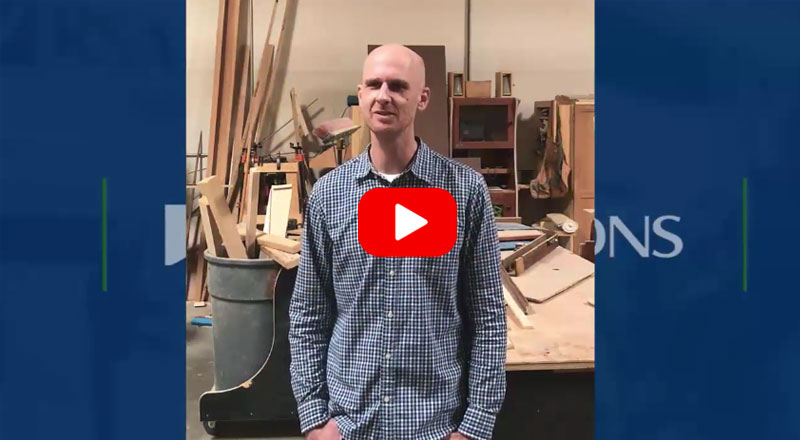 Customer Testimonial - California Woodworking - Production Coach