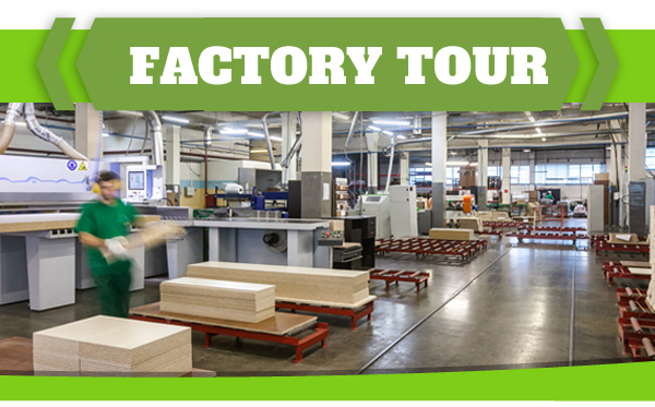 Production CoachFactory Tour