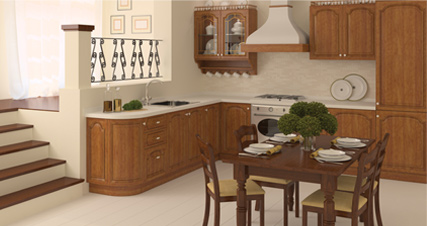 woodCAD|CAM photo realistic renderings
