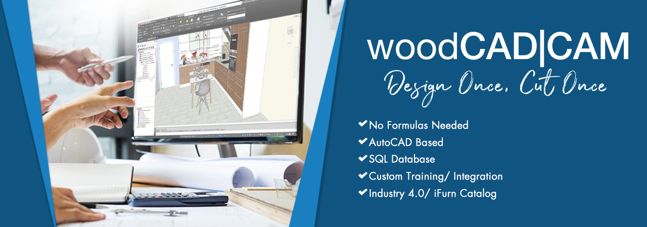 woodCAD|CAM Woodworking Engineer Software