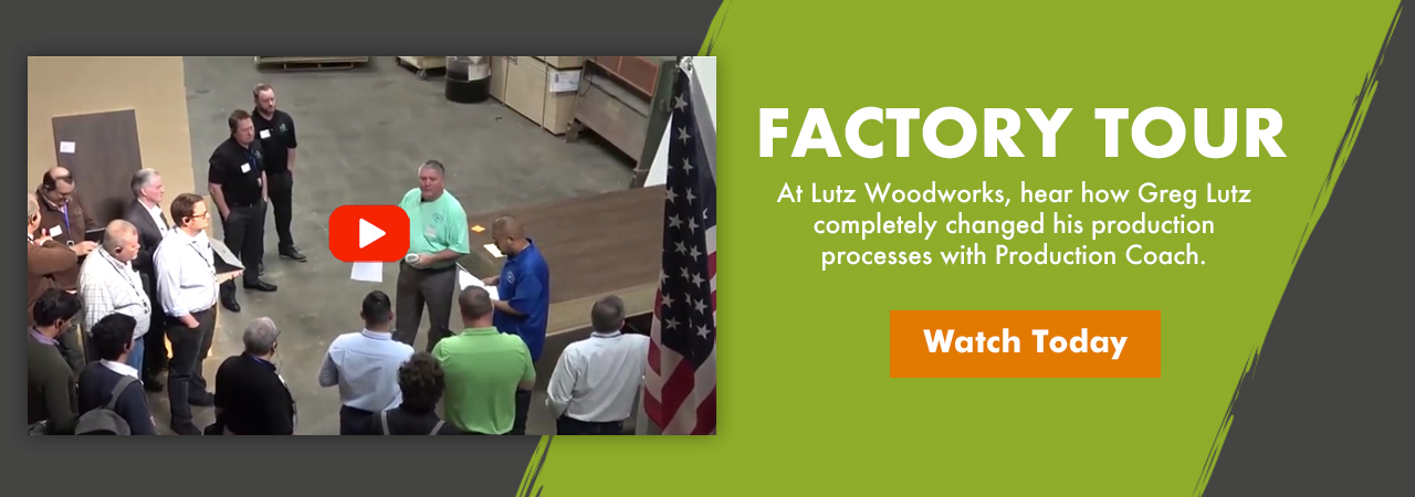 Lutz Woodworks Factory Tour Video