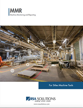 Machine Monitoring and Reporting - MMR Brochure