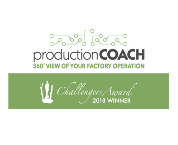Production Coach and Challengers Award Winner IWF 2018