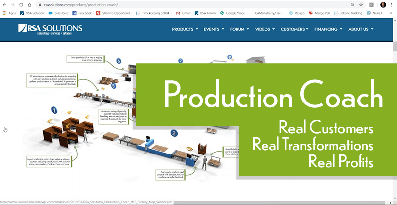 Production Coach Real Customers, Real Transformations Real Profits