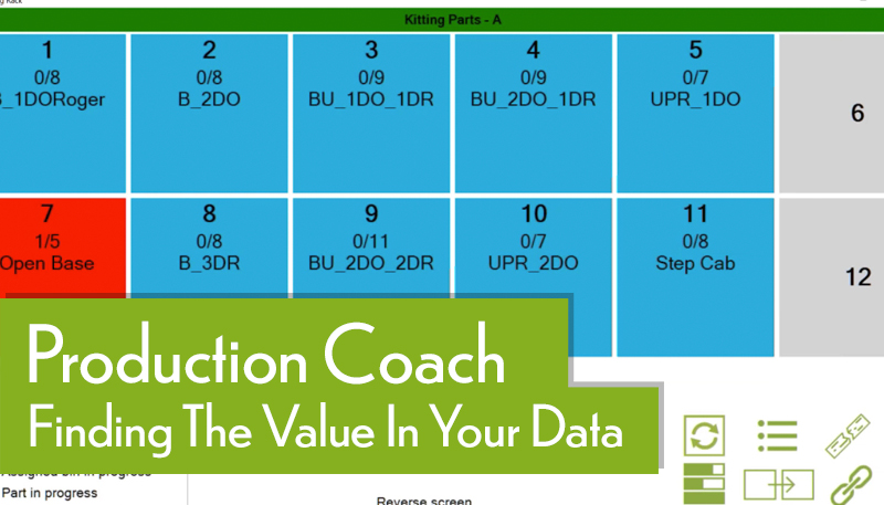 Production Coach Webcast Find the Value in Your Data