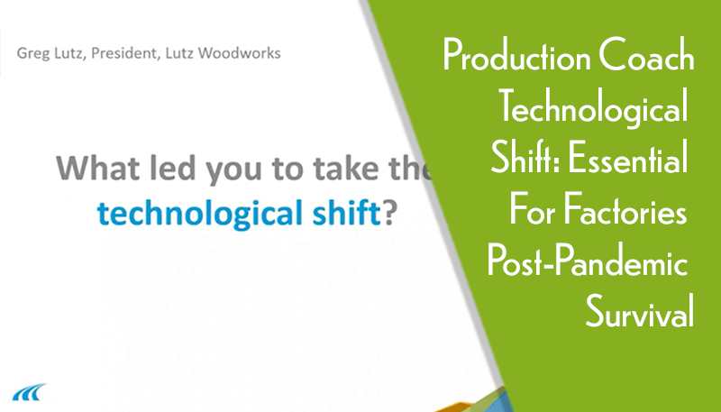 Production Coach: Technological Shift: Essential For Factories Post-Pandemic Survival