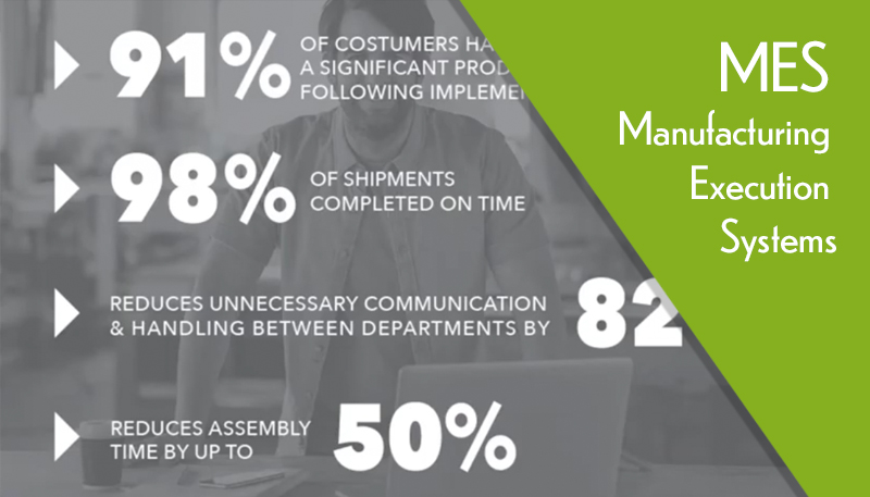 Why MES Matters -- Manufacturing Execution Systems