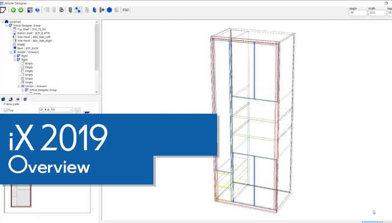 product demonstration iX 2019 - Engineering Software