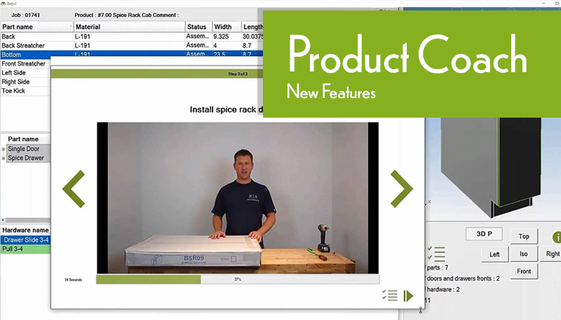 Production Coach Webcast Overview and New Features