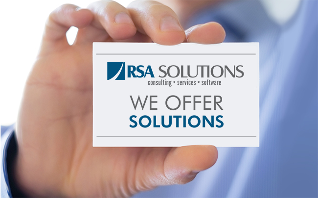 RSA Solutions Offer Solutions For the Woodworking Industry