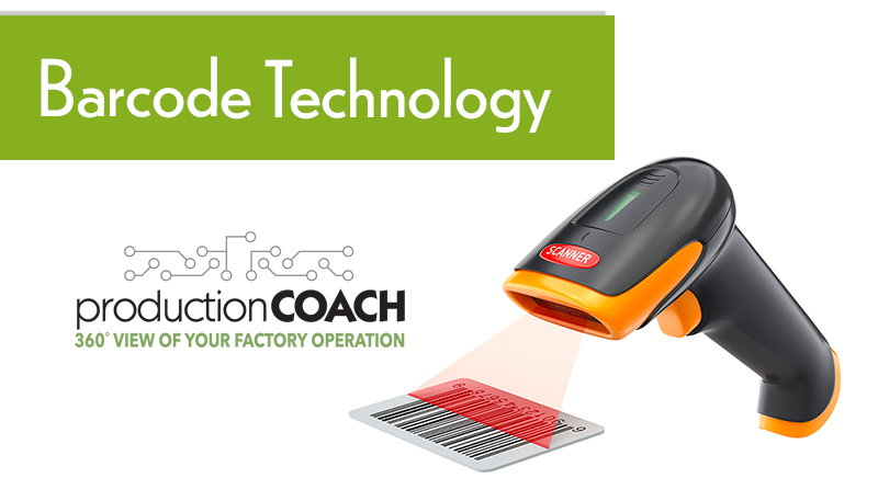 Webcast: Barcode Technology and Production Coach