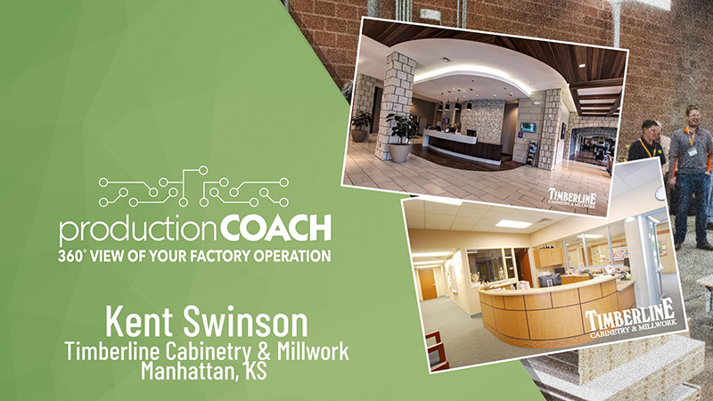 Webcast: Production Coach Success Stories ~ Timberline Cabinetry and Millwork