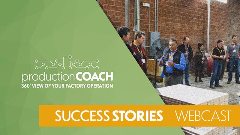 Webcast: Production Coach Success Stories