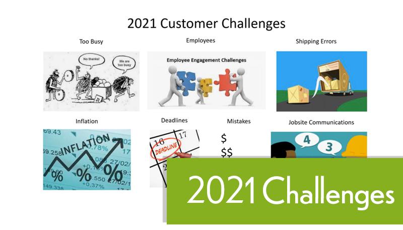 2021 Challenges - Production Coach Webcast