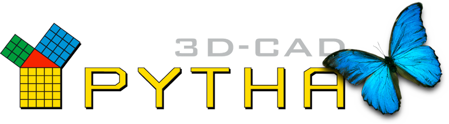 Pytha 3D CAD - Planning, Presentation and Production - For Woodworking